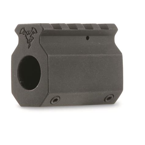 Carbine Gas Block 625 With Picatinny Rail For Sale