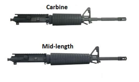 Carbine Length Vs Mid Length