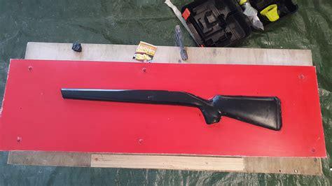 Carbon Fiber Rifle Stock Diy