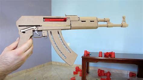 Cardboard Ak 47 Pdf