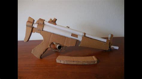 Cardboard Mp5 Template