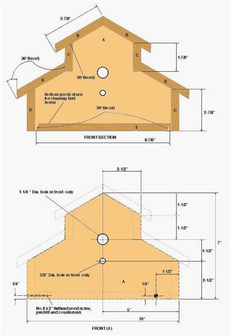 Cardinal birdhouse plans free Image