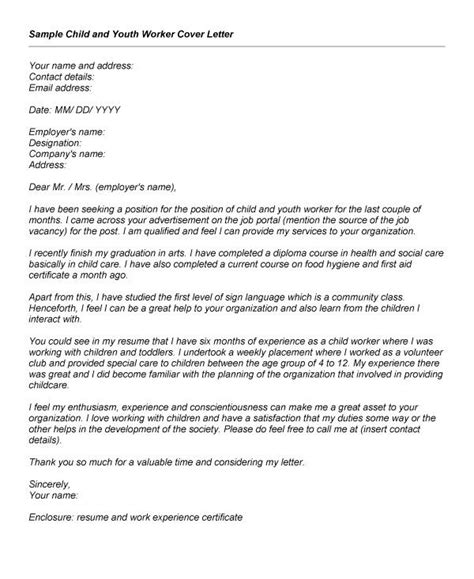Care Worker Cover Letter No Experience   Resume Sample ...