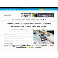 Caregiver training ebook promotion promo codes