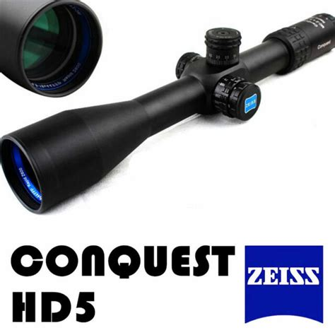 Carl Zeiss Conquest Hd5 Rifle Scopes