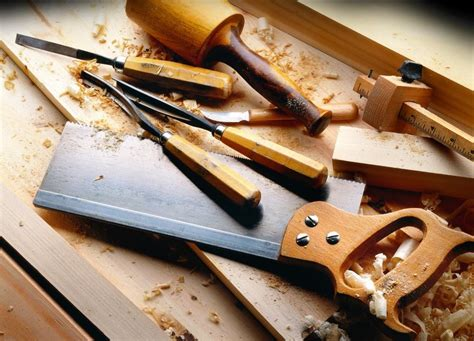 Carpentry woodworking Image