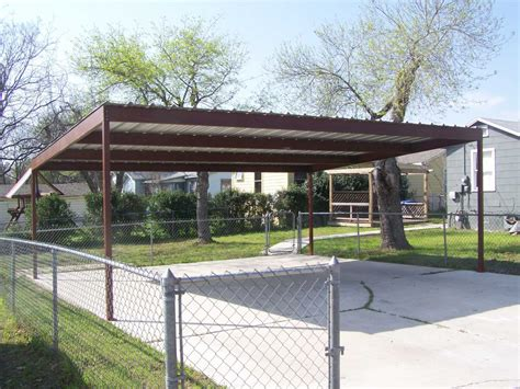 Carport design metal Image