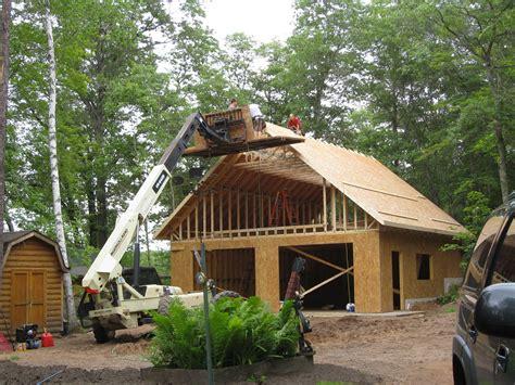 Carport loft plans Image
