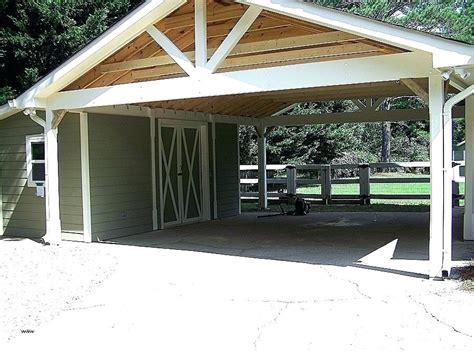 Carport plans with storage room Image