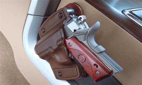 Carry Handgun Vehicle Nc