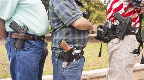 Carrying Handgun In Arizona