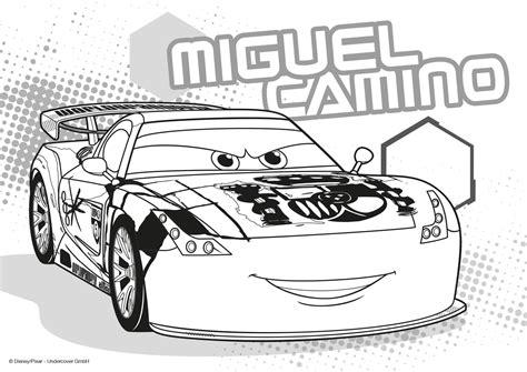 Cars Malvorlagen Kostenlos Ausdrucken Test