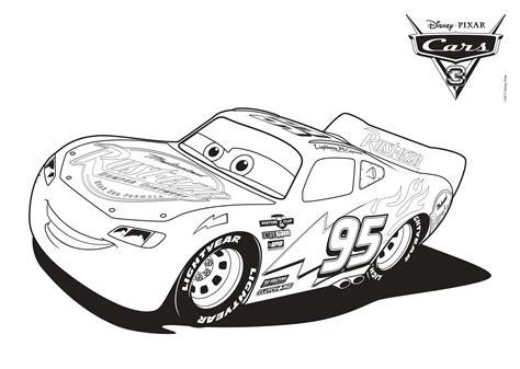 Cars Malvorlagen Lightning-mcqueen