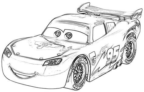 Cars Malvorlagen Xl