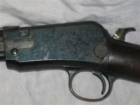 Cartridge Swells Up In Winchester Model 1906 22 Rifle