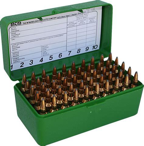 Case Gard 50 Ammo Box