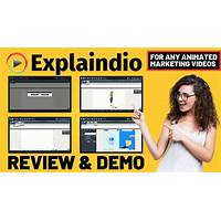 Cash on explaindio video creator software, sold $1 3m already discounts
