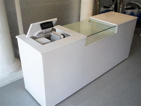 Cashier desk design Image