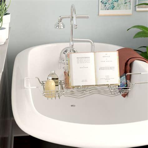 Castelli Stainless Steel Bath Caddy