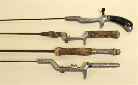 Casting Pistol Grips