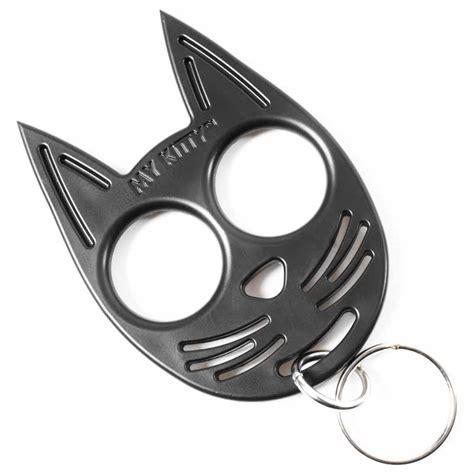 Cat Keychain Self Defense Illegal