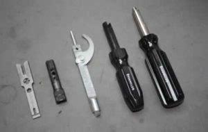 Cat M4 Tool Brownells Radius Bolt Scraper