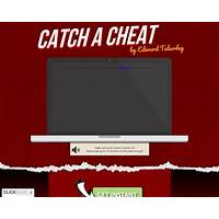 Catch a cheat! with new vsl and exit pop up! promo