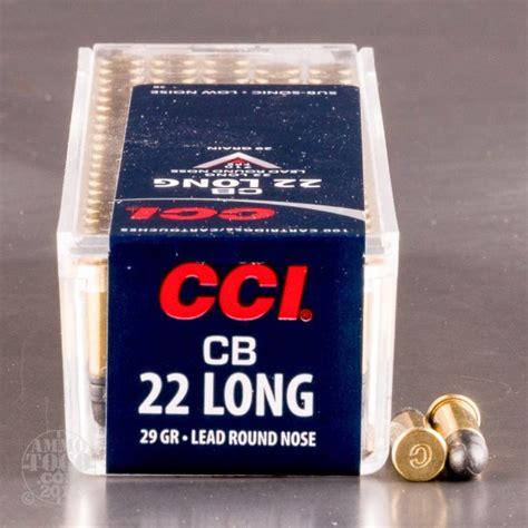 Cb 22 Long Ammo
