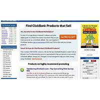 Cb engine :: find top affiliate products that convert promotional codes