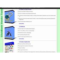 Cb vendor toolkit software & graphics for cb vendors specials