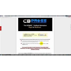 Cbpress clickbank wordpress plugin scam