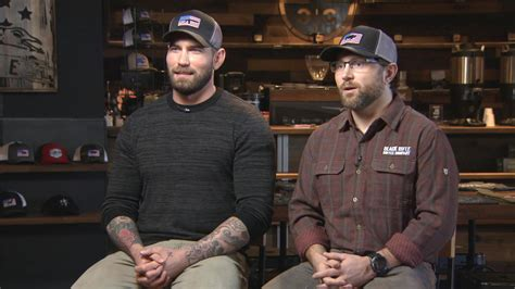 Cbs Interview With Black Rifle Coffee