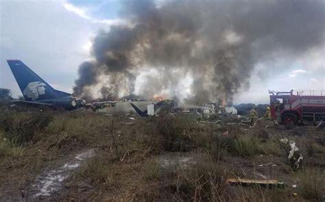 Cbs plane crash Image