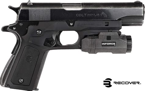 Cc3p Grip And Rail System For The 1911 Valkyrie Dynamics And Sig Sauer Elite Performance Ammo Test Review 2017