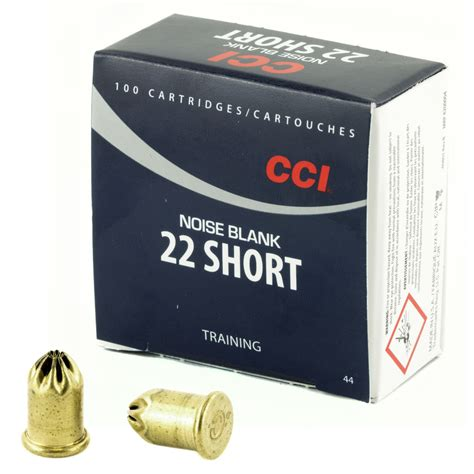 CCI 22 Blank Ammo - Lion Country Supply