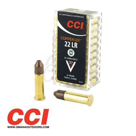 Cci 22 Holopoint Standard Ammo