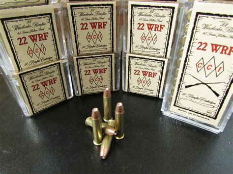 Cci 22 Wrf Ammo Review