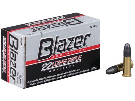 Cci Blazer 22 Long Rifle 40gr
