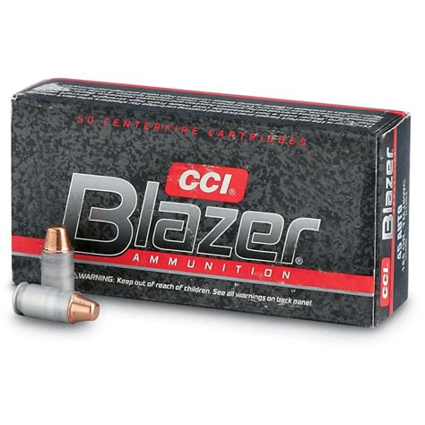 Cci Blazer 45 Acp Ammo