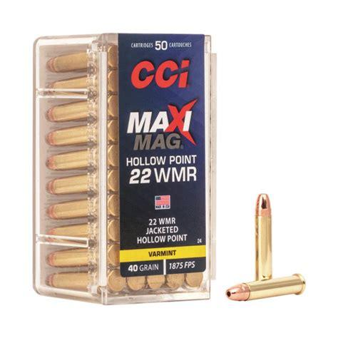Cci Maxi Mag 22 Lr Ammo