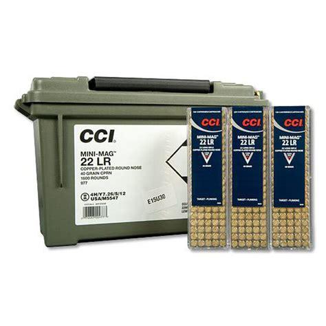 Cci Mini Mag Ammo Can For Sale