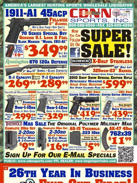 CDNN2011-1 Firearms Weapon Design
