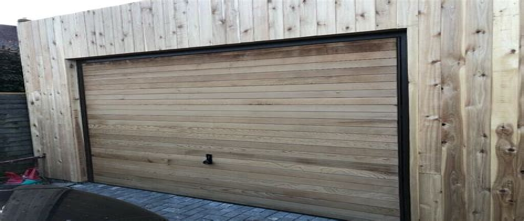 Cedar Clad Garage Doors Make Your Own Beautiful  HD Wallpapers, Images Over 1000+ [ralydesign.ml]