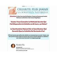 Cellulite plus jamais the best conversion! discount