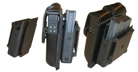 CENTER MASS INC Patrol Rifle Integrated Mag Pouch In