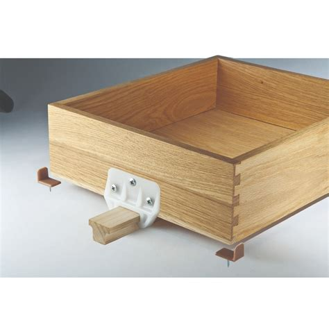 Center mount drawer glides Image