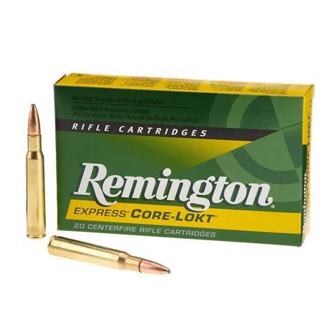Centerfire Hunting Ammo Reeds Sports