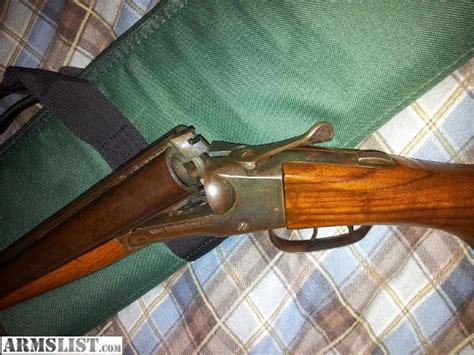 Central Arms 12 Gauge Double Barrel Shotgun