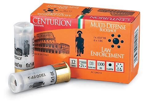 Centurion 2 Shotgun Shells