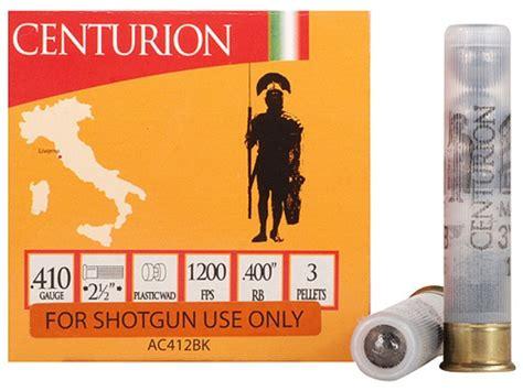 Centurion Shotgun Ammo